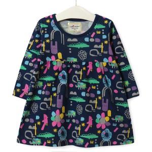 Платье для девочки Чудо-зверята Little Maven