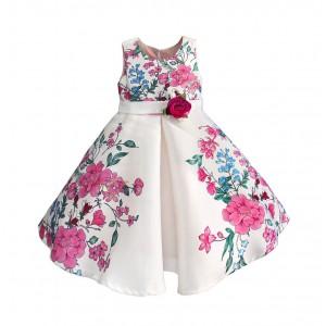 Платье для девочки Цветочный микс Zoe Flower