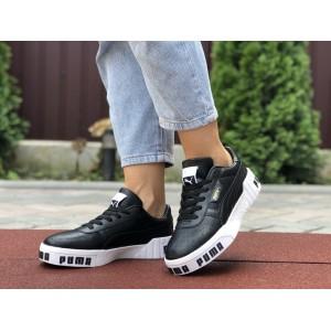 Женские кроссовки Puma Cali Bold,черные