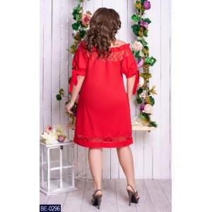Платье BE-0296 (48-50, 52-54, 56-58)