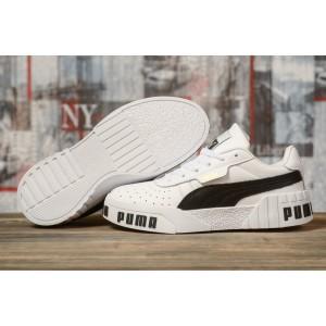Кроссовки женские 16736, Puma Cali Sport, белые, < 36 39 40 > р.40-24,3