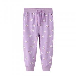 Штани для дівчинки Fairy unicorn Jumping Meters
