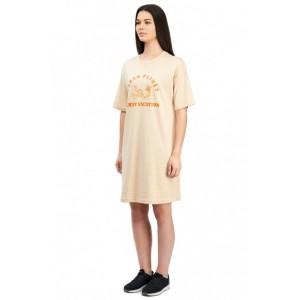 Платье Urban Planet Ss Drs Tan