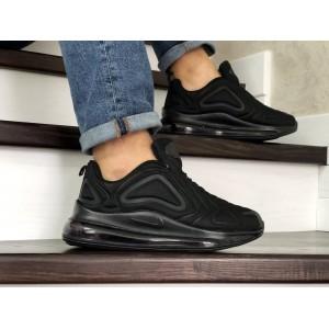 Мужские кроссовки Nike air max 720,черные