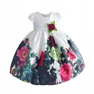 Платье для девочки Цветочный сад Zoe Flower