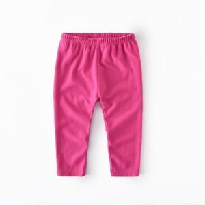 Штаны для девочки Жанр, розовый Berni