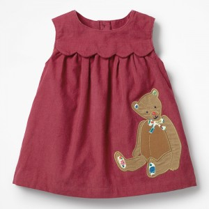 Платье для девочки Чудесный мишка Little Maven