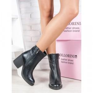 Ботинки ботильоны женские натуральная кожа