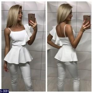 Блуза S-3081 (42-44, 44-46)