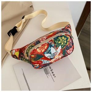 Поясная сумка, бананка adidas originals flowers