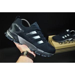 кроссовки Adidas Marathon TR 26 арт 20748 (мужские, синие, адидас)