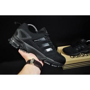кроссовки Adidas Marathon TR 26 арт 20749 (мужские, черные, адидас)