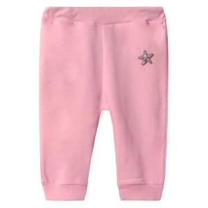 Штаны для девочки Полярная звезда, розовый Twetoon