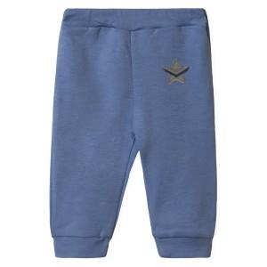 Штаны для мальчика Золотая звезда, синий Flexi