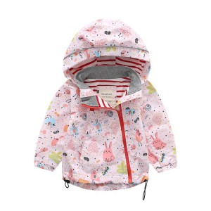 Куртка для девочки Зайка Meanbear