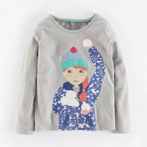 Кофта для девочки Снежки Little Maven