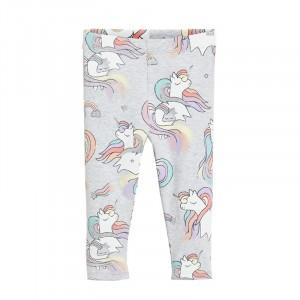 Легінси для дівчинки White unicorn Jumping Meters