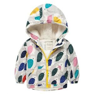 Куртка для девочки Сова Meanbear