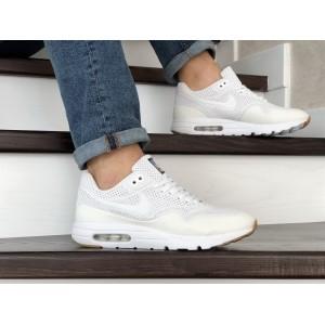 Модные рефликтивные кроссовки Nike Air Max 1 Ultra Moire