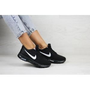 Женские кроссовки Nike air max 2017,черно-белые