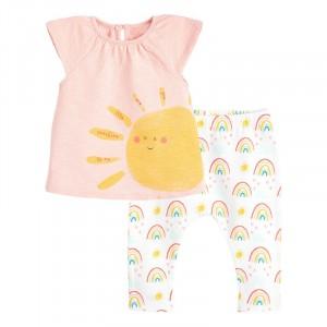 Костюм для дівчинки 2 в 1 Happy sun Little Maven