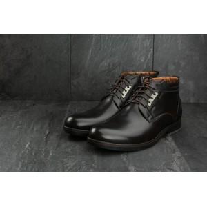 Ботинки Vivaro 783 (зима, мужские, натуральная кожа, коричневый)