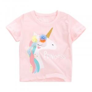 Футболка для дівчинки Unicorn princess Little Maven