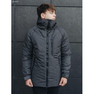 Зимняя куртка Staff mil grafit LBL0070
