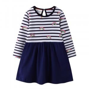 Платье для девочки Радужное небо Jumping Meters
