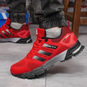 Кроссовки мужские 18222, Adidas Marathon Tr 26, красные, [ 41 42 43 44 45 46 ] р. 41-26,5см.