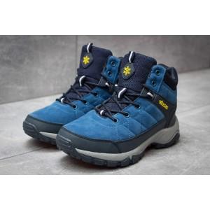 Зимние женские ботинки 30154, Vegas, синие ( размер 36 - 22,1см )