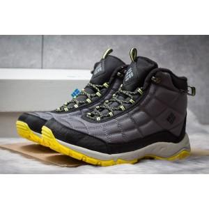 Зимние ботинки на меху Columbia Omni-Grip, черные (30423) размеры в наличии ► [ 44 (последняя пара) ]