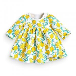 Кофта для девочки Лимоны Little Maven