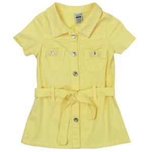 Джинсовое платье для девочки Sani