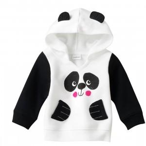 Кофта с капюшоном детская Милая панда Jumping Beans