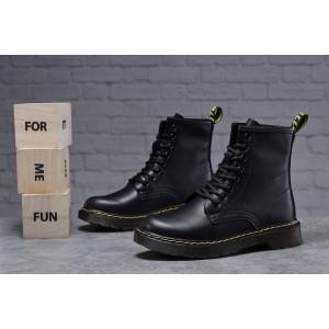 Зимние женские ботинки 31830, Dr.Martens, черные, [ 36 37 ] р. 36-23,0см.