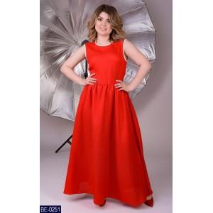 Платье BE-0251 (48-50, 52-54, 56-58)
