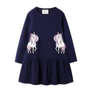 Платье для девочки Близняшки Jumping Meters