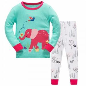 Пижама Слонёнок и птичка Baobaby