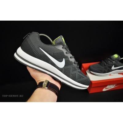 кроссовки Nike Sport Zoom арт 20760 (мужские, серые, найк)