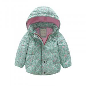 Куртка для девочки демисезонная Flowers Meanbear