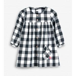 Платье для девочки Клетка Little Maven