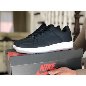Мужские кроссовки Nike Air Force,темно синие