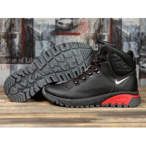 Зимние мужские ботинки 31191, Nike ACG, черные ( размер 41 - 27,0см )