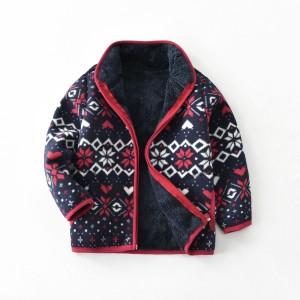 Кофта детская флисовая утеплённая Winter Berni