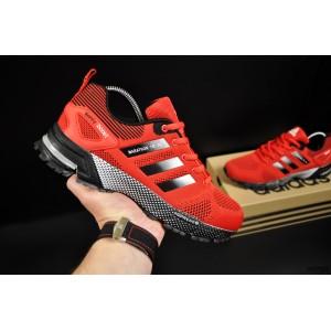 кроссовки Adidas Marathon TR 26 арт 20750 (мужские, красные, адидас)