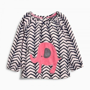 Кофта для девочки Слон Little Maven