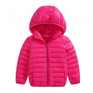 Куртка весенняя для девочки Полоска, розовый Berni