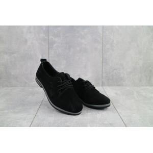 Туфли Kdsl C 106 -13 (весна/осень, женские, замша, черный)