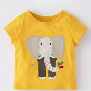 Детская футболка Слон Little Maven